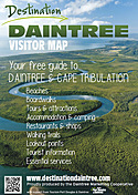 Daintree Visitor Map