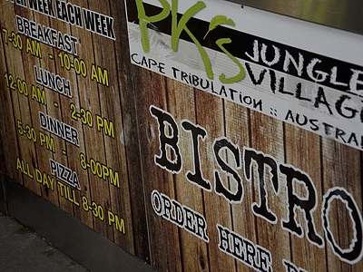 PK's Jungle Village - The Jungle Bar & Bistro