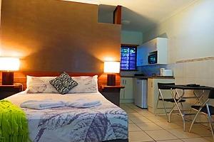 Daintree Rainforest Retreat Bedroom