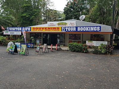 Friendly Grocer Cape Tribulation