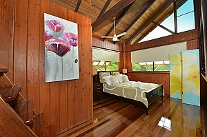 Bedroom - Tea Tree Cottage