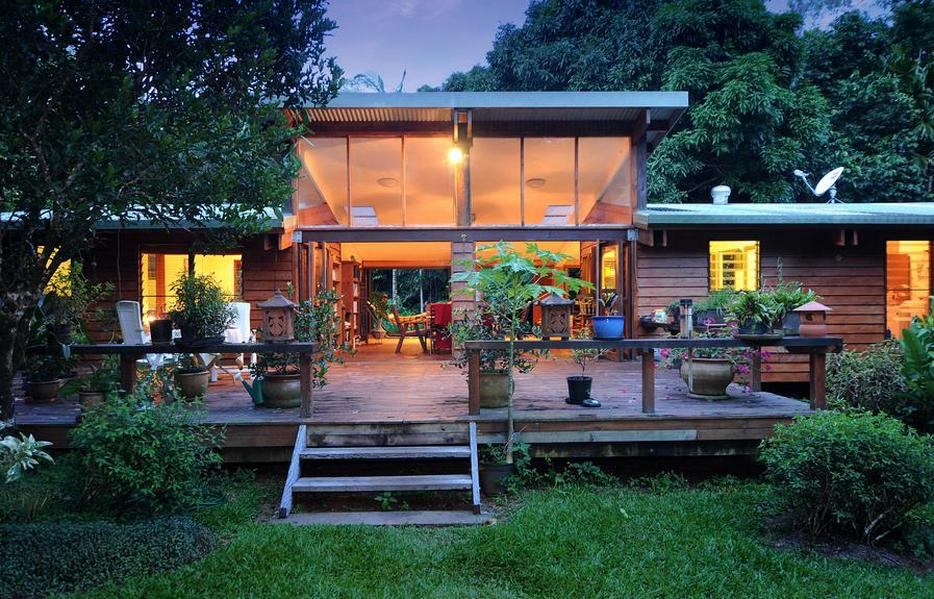 Cow bay homestay b b destination daintree for Design homestay