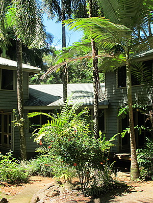 Garden Lofts - Ferntree Rainforest Lodge