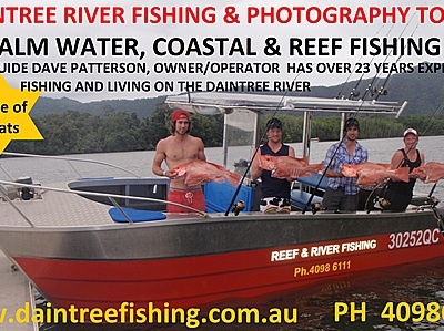 Daintree River Fishing & Photography Tours