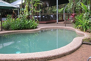 Swimming pool - Heritage Lodge and Spa